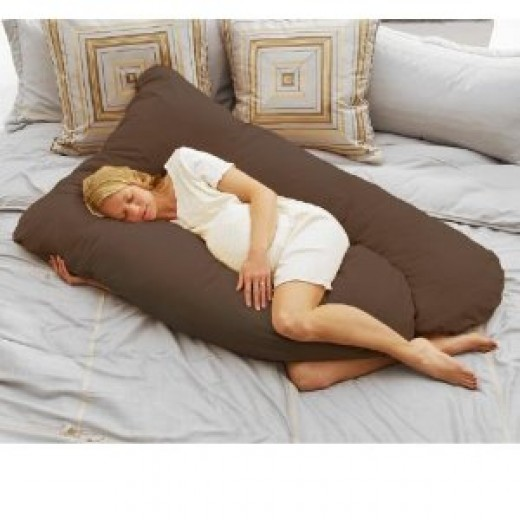 She'll be Overjoyed to Receive this Super Comfy Full Body Pillow