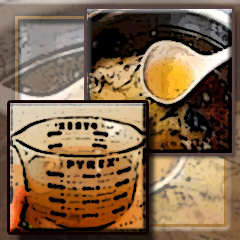 Turkey stock pot