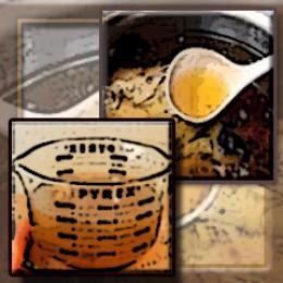 Turkey stock pot