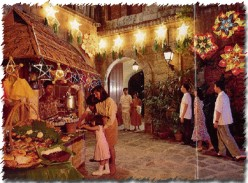 Misa de Gallo: A Set of Nine Masses before Christmas Eve in the Philippines