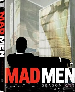 Mad Men DVD Series - Great Themed Gift 2010