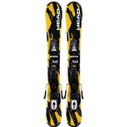 Head Salamander 94cm Skiboards Snowblades Short Skis