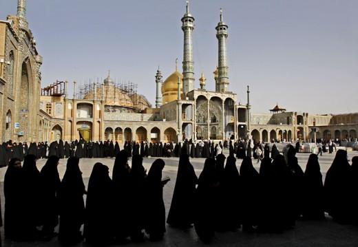 Fatima Mosque, Iran