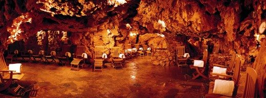 Grotta Giusti, Pistoia, Tuscany