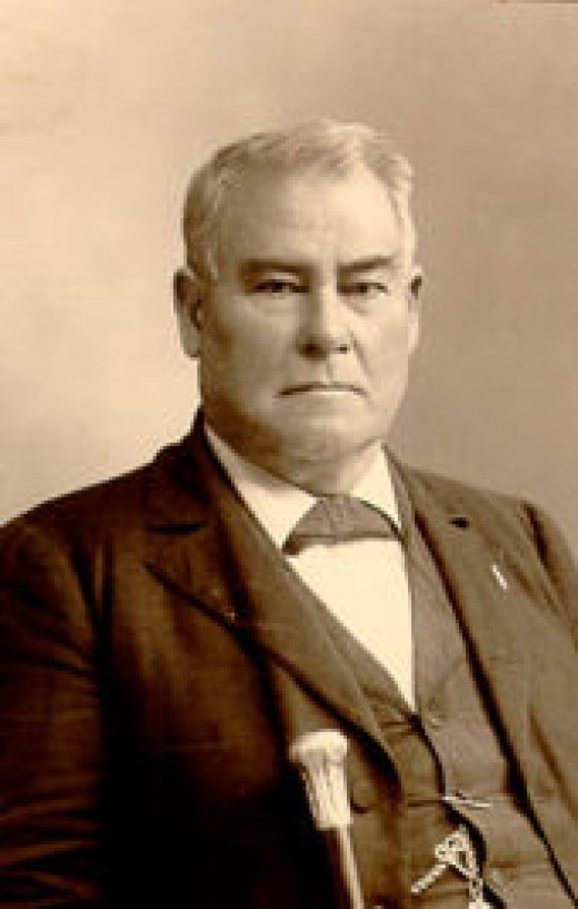 John Henninger Reagan, 5th and 8th Congressman of the First District