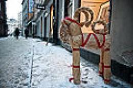 Little Straw Animals, Stockholm Sweden