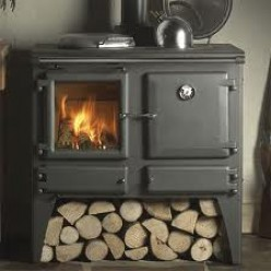 How to Maximize Heat From a Wood Burning Appliance: 5 Tips