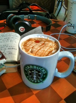The Caramel Macchiato is one of Starbucks most popular beverages.