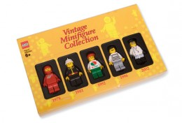 The Original Volume in the Vintage Minifigure Collection Series