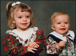 Serena, 3, and Sophia Campione, 19 months, were drowned in a bathtub by their own mother.