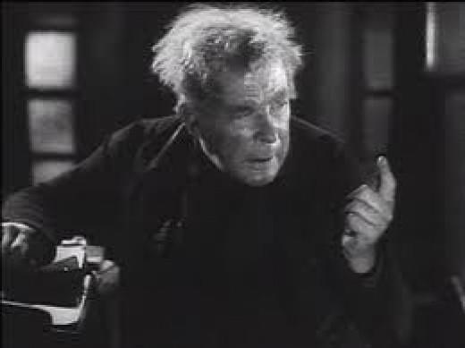 Seymour Hicks as Scrooge (1935)