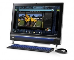 HP TouchSmart 600 Touch Screen Computer