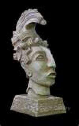 Ancient Mayan King