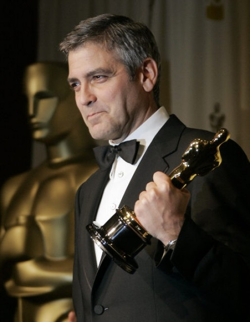 George Clooney - Best Supporting Actor 2005