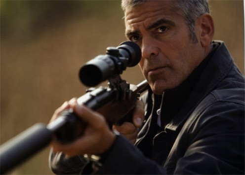 George Clooney in The American (2010)