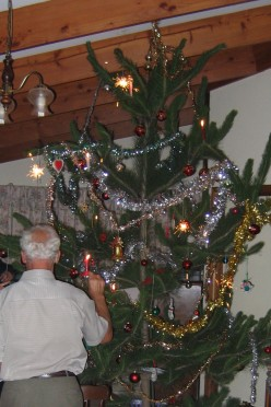 Family Traditions: Christmas from Germany to Australia Fifty Years On from the Black Forest