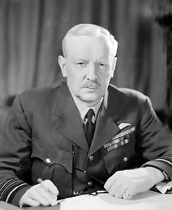 Air Chief Marshall Sir Arthur Harris