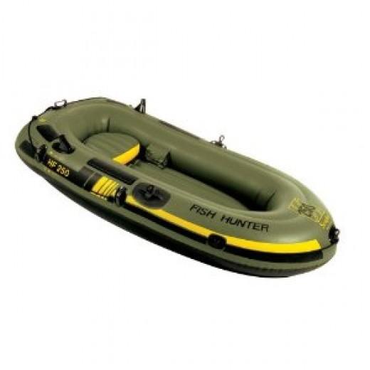 Sevylor Fish Hunter Inflatable Boat