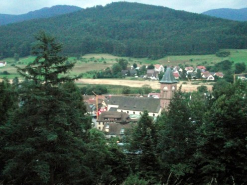 The Black Forest today