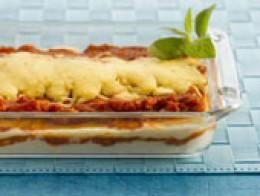 Homemade casseroles are a great gift for new parents anytime of the year.