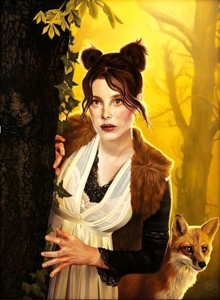She Who Guides the Cunning Fox