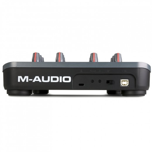 M-Audio Torq MixLab Digital DJ System