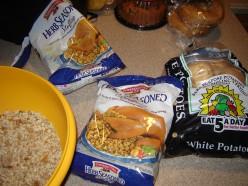 Linda's Thanksgiving pan stuffing recipe