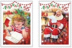 Childrens Letters to Santa