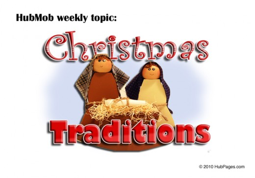 Weekly Topic: Christmas Traditions