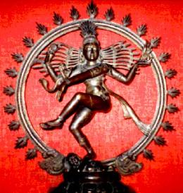 Shiva, a Hindu god