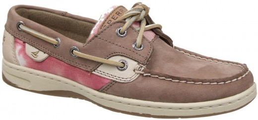 Bluefish 2 Eye Boat Shoe Ladies