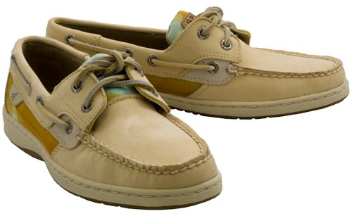 New Sperry Bluefish 2 Eye Sunlight Ladies 6.5 $85