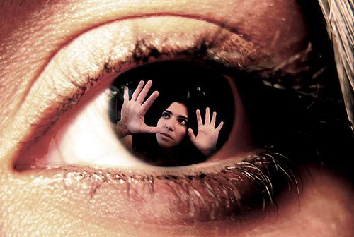 the eye of depression
