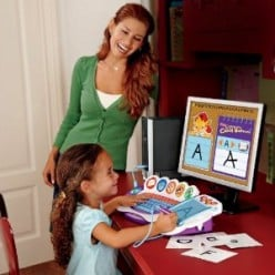 Fisher-Price Fun-2-Learn Computer Cool School for Ages 3 Years and UP