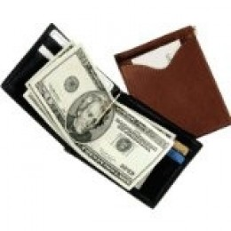 thoughful gift for men _ leather wallet