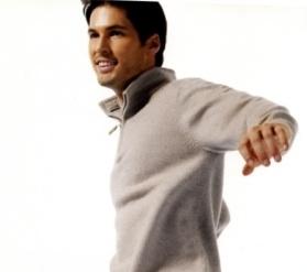 luxury goft for men cashmere sweater