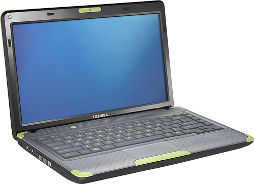 Toshiba Laptop for Kids