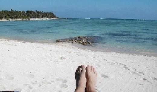 Tulum Mexico - Beachfront Villas and Cabanas