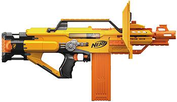 Nerf N Strike Stampede ECS Blaster Side