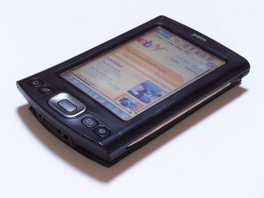 In 2005 Palm released the PALMTX, a color screen PDA.