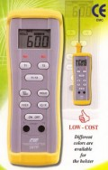 "Thermocouple with type ""K"" probe"
