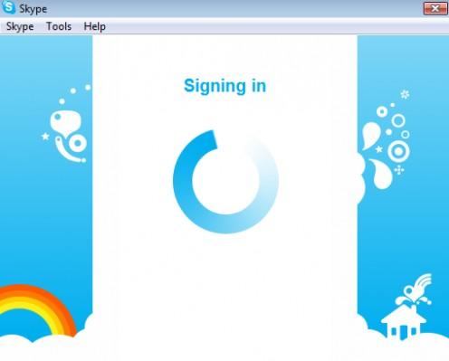 Diagram 4.  Signing In