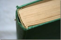 A Hardbound book