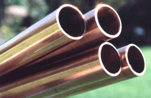 Copper Pipe Repair