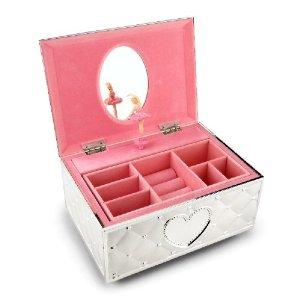 Lenox Childhood Memories Musical Ballerina Jewelry Box by Lenox