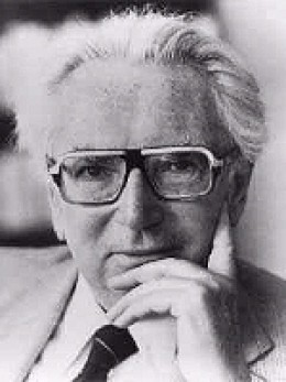 Viktor Frankl: Groundbreaking psychologist and neurologist. Survivor of Holocaust death-camp.