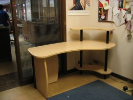"""""""new office furniture: stage three"""" by cygnoir"""