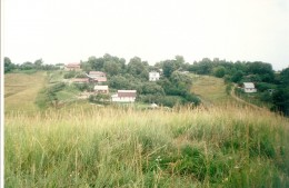 Village of Poshupovo Outside of Ryazan, Russia