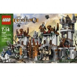 Lego Castle - Trolls' Mountain Fortress (7097) Boxed Set