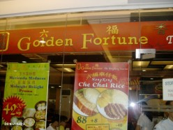 Dining in- healthy Shabu Shabu at Golden Fortune Restaurant